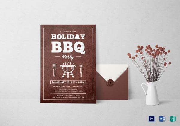 bbq-party-invitation-template