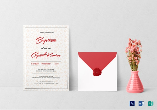 51 invitation template free word psd vector