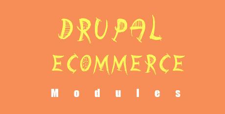 best drupal ecommerce module