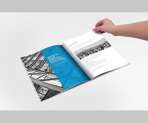 Business Brochure - Nova Template