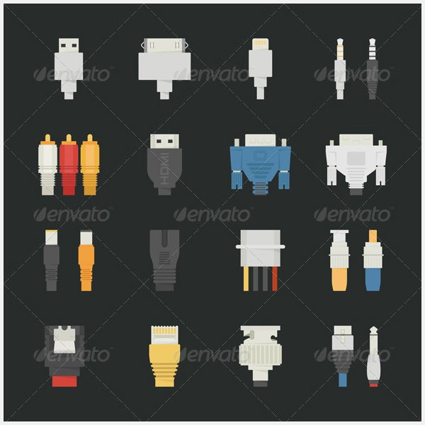 Cable Wire Computer Icons