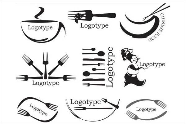 cafe logo templates