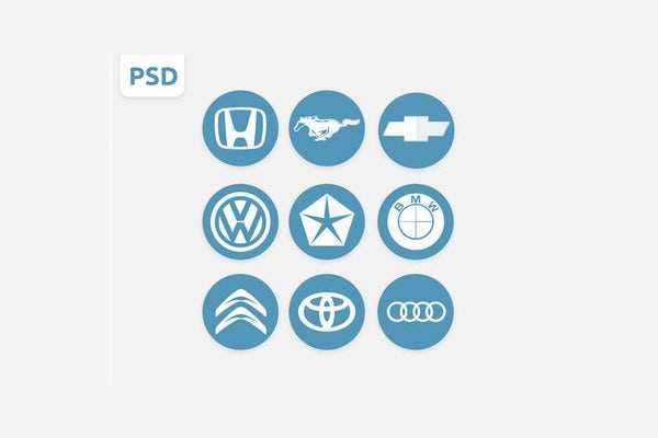 car logo templates