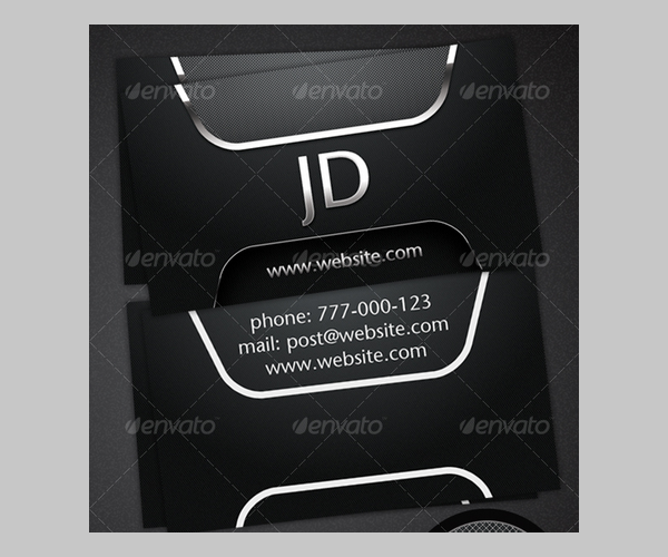 17+ Best Cheap Double Sided Business Card Templates - AI, Pages