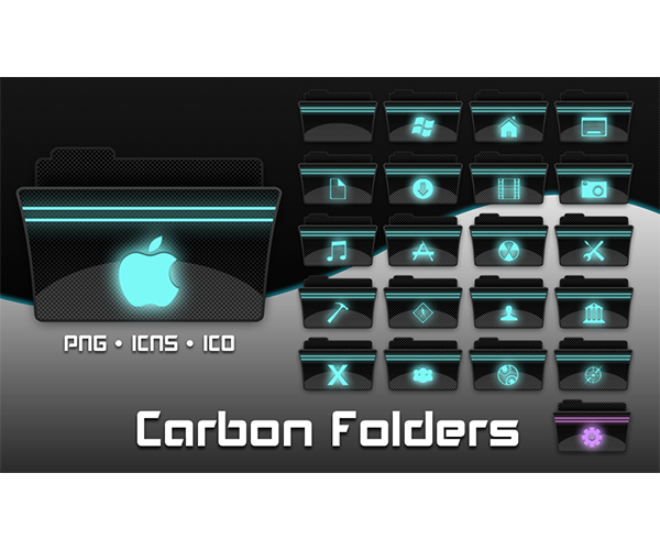 Carbon Folders