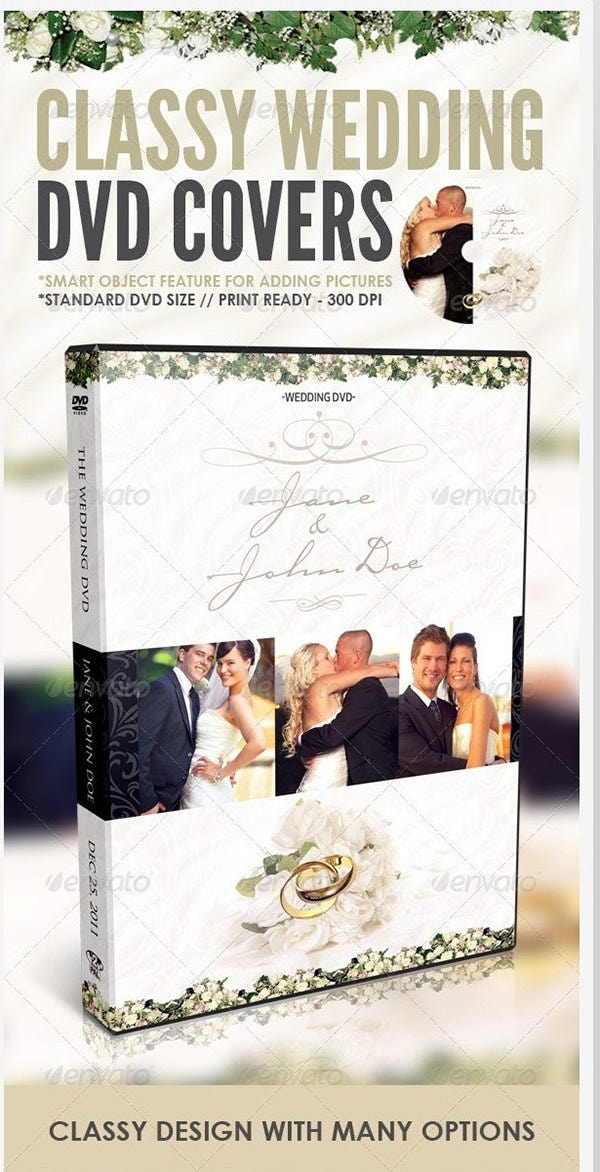 classic wedding desidning covers