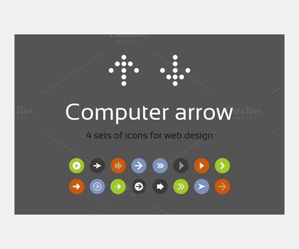 Computer arrow