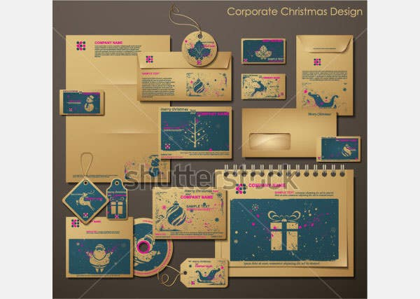 corporate christmas design