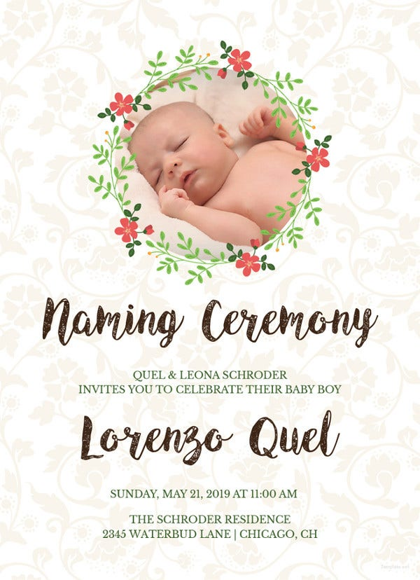 creative-naming-ceremony-invitation-template