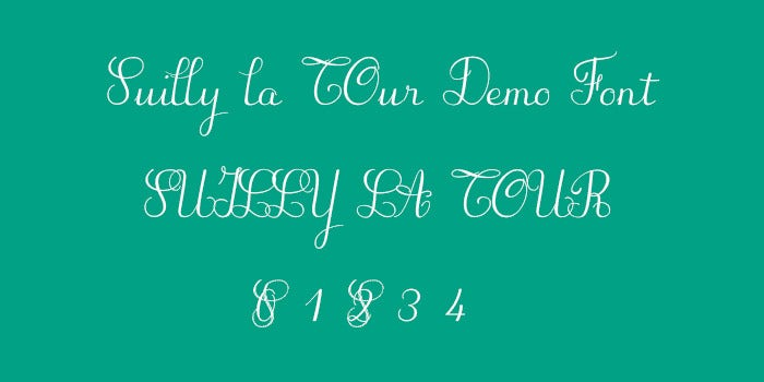 cursive handwriting font