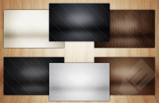 curved presentation backgrounds