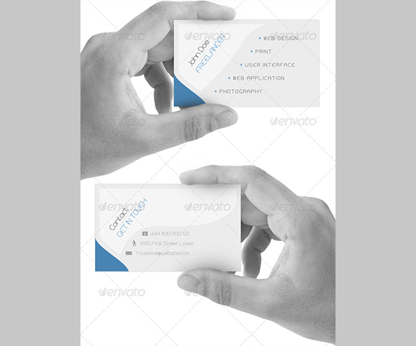 12 best cheap double sided business cards download free for 2 sided business cards templates free