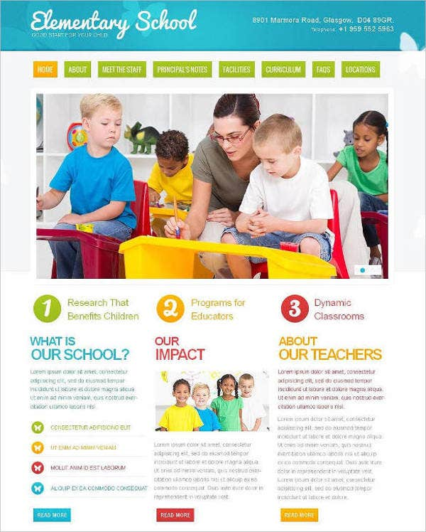 elementary-school-education-website