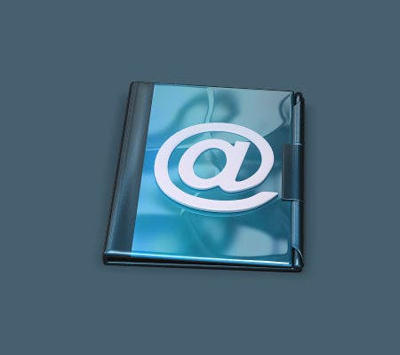 email icon1