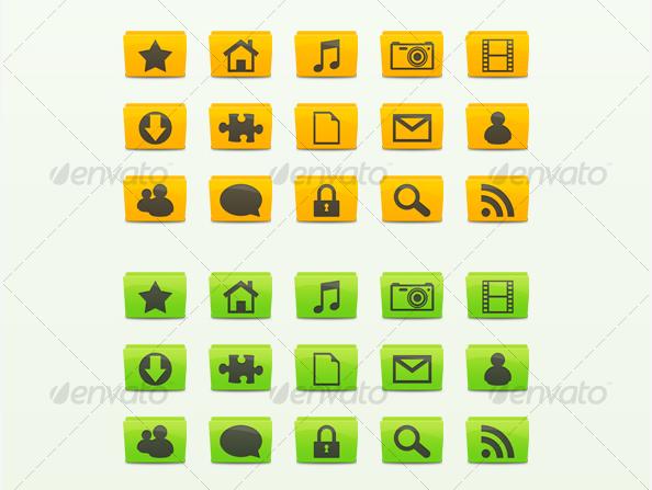 Folder Icons 81536