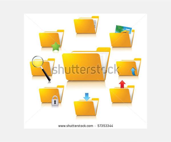 Folder icons 57353