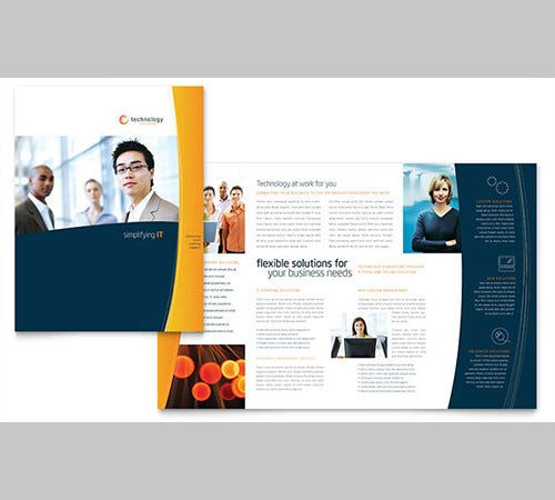 Free Brochure Template