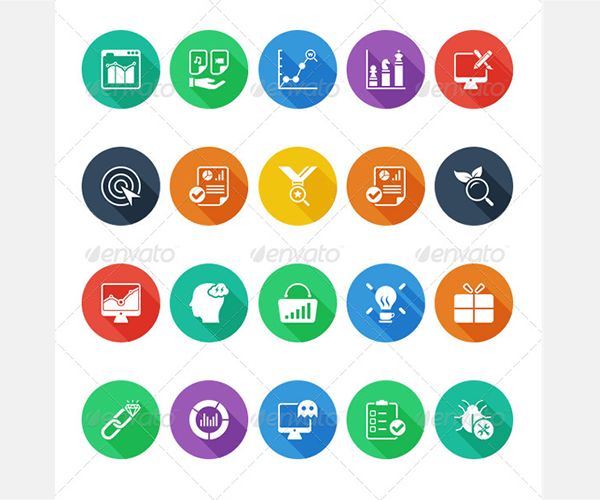 fresh seo icons seo and internet marketing icons