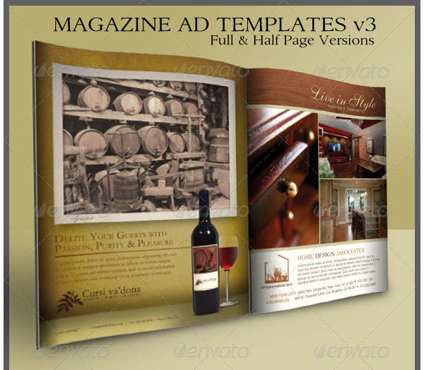 41  hd print ad templates