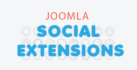 joomla social extensions