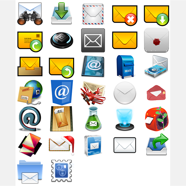 Mail Icons download