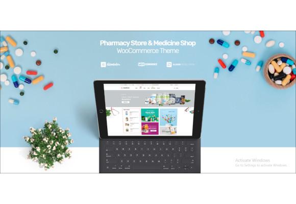 medical clinic pharmacy woocommerce wordpress theme 59