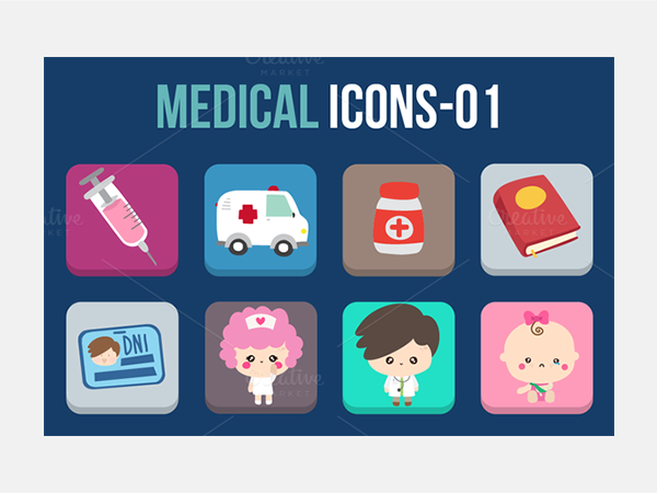 medical icons 22329