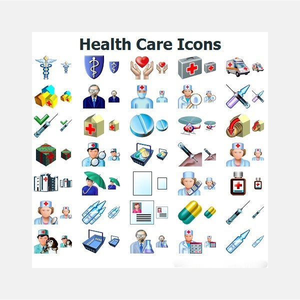 Medical Store Icon