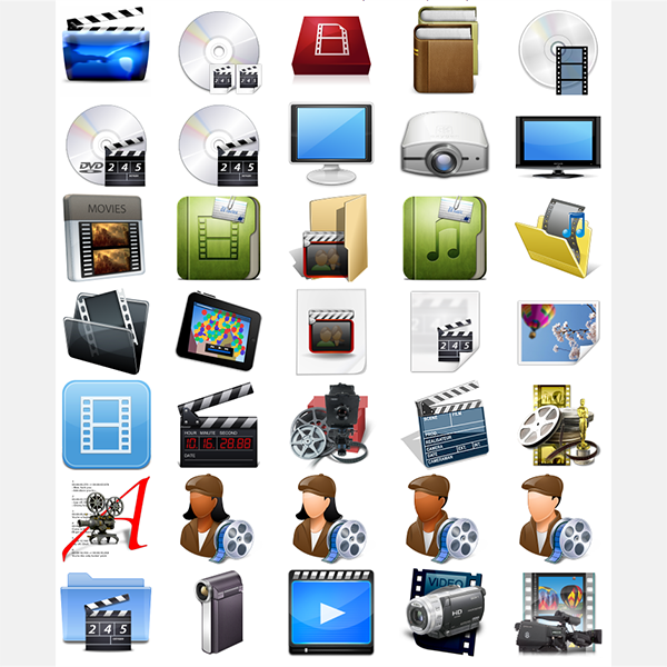 Movie Icons download