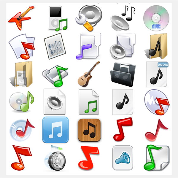 Music Icons download