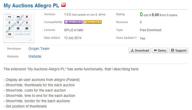 my auctions allegro pl
