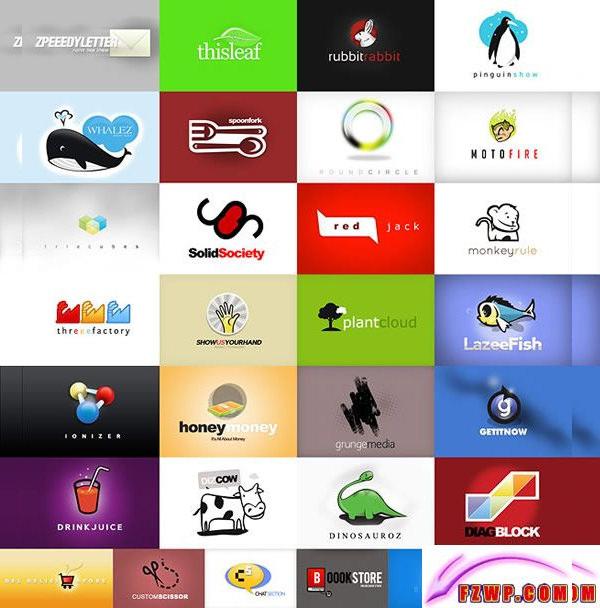 psd logo design classic foreign material