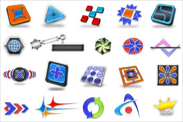 Free design logo templates