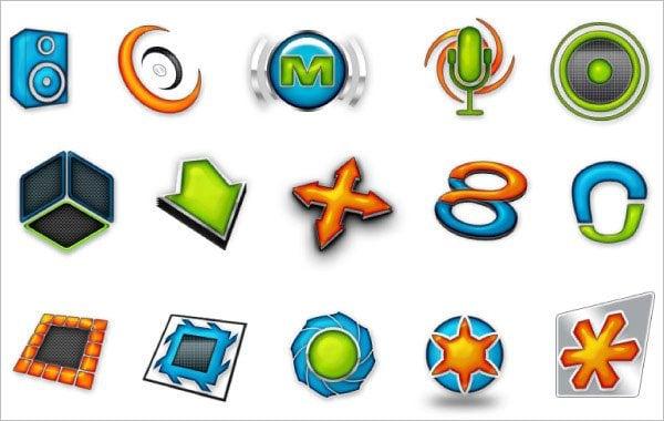 psd logo templates1