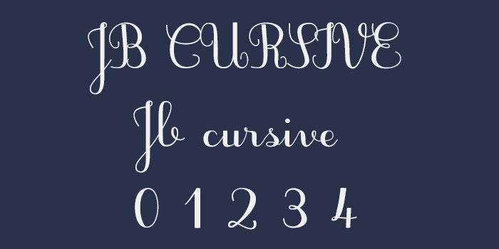 41 Free Cursive Fonts For Download Free Premium Templates