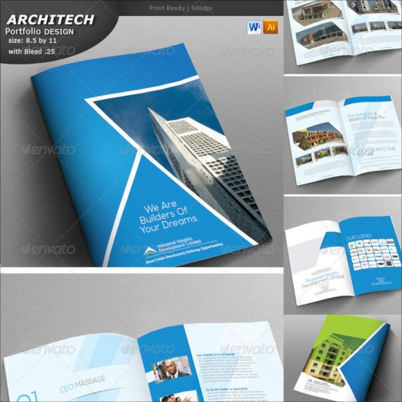 printable brochure templates1
