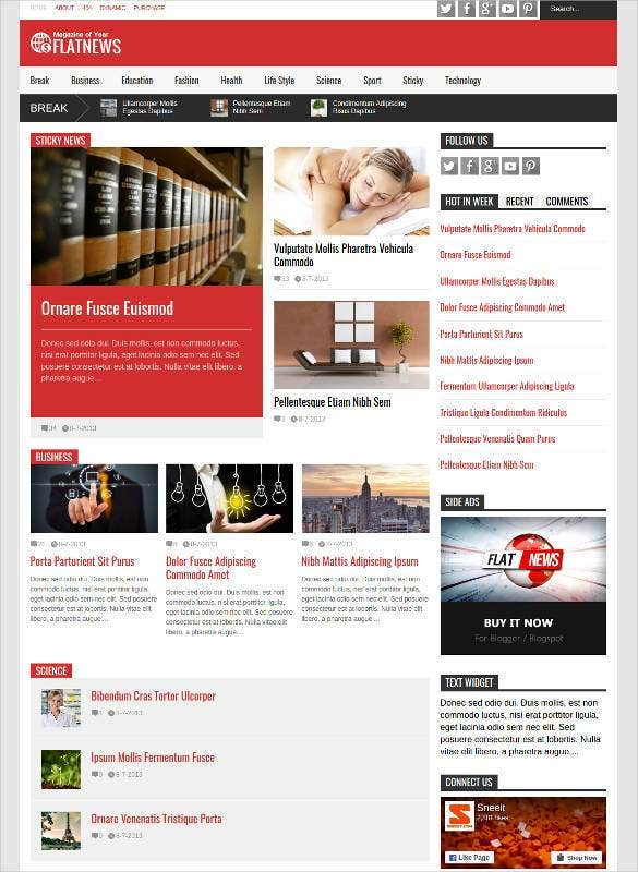 professional easy news magazine template11