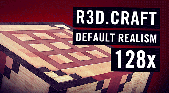 r3d craft default realism