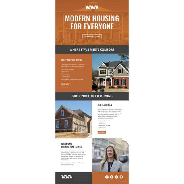 real-estate-email-newsletter-template