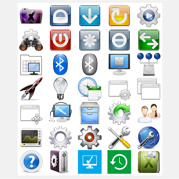 System Icons download