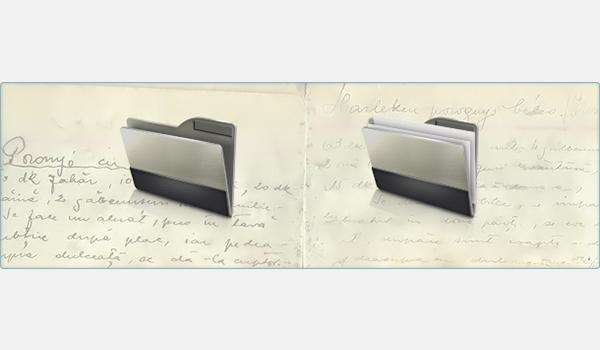 T-Max Folder Icons