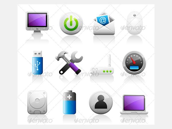 Titanium Series - Computer Icons