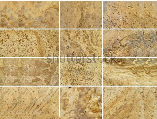 twelve natural limestone