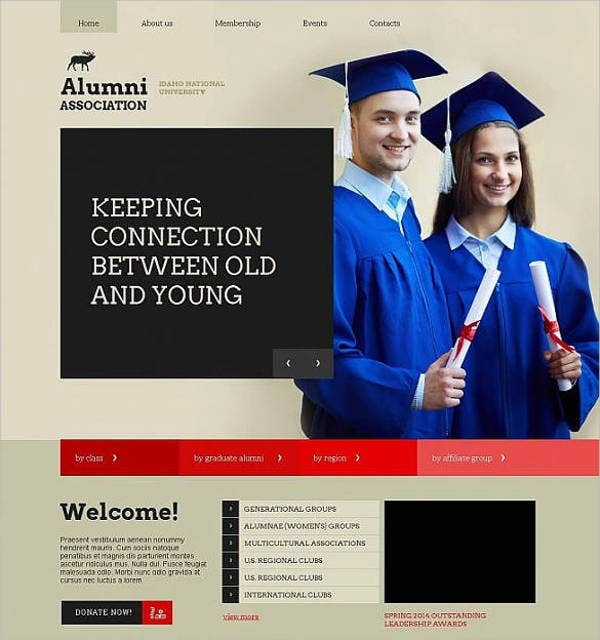university-education-website-theme-template