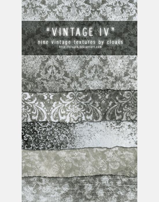 vintage iv texture pack
