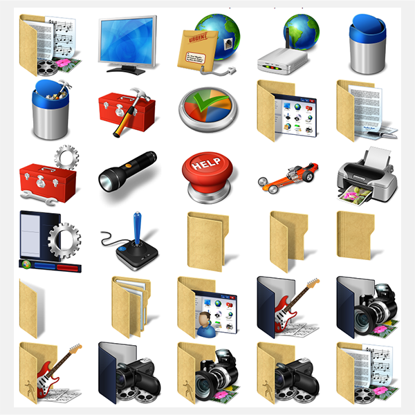 audio Icons download