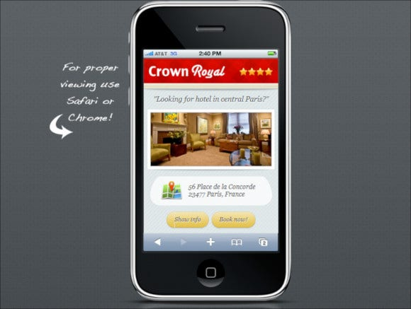 iphone-mobile-landing-page