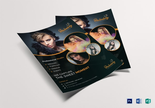 Elegant flyer template 48 free psd format download free photo pronofoot35fo Images