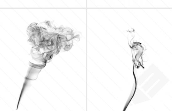 10 photoshop smoke brushes