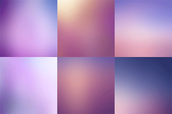 12 purple backgrounds